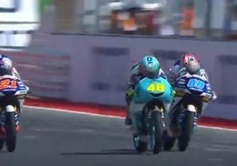 Hasil Balap Moto3 San Marino 2018, Diwarnai Insiden Kecelakaan Beruntun, Dalla Porta Akhirnya Juara