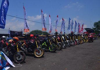 Cuma Motor Yamaha Ini yang Boleh Masuk Sirkuit Bukit Peusar Tasikmalaya, yang Lain Jangan Deh...