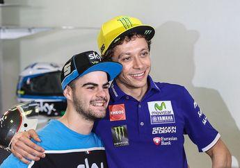 Valentino Rossi: Saya Berharap Romano Fenati Akan Melanjutkan Karir Balapnya di MotoGP 2019