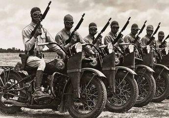 Riwayat Harley-Davidson WLA, Motor Perang Yang Diproduksi Lebih Dari 90.000