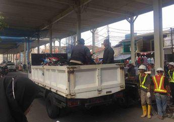 Wuih, Sebanyak 78 Motor Diangkut Dishub Jakpus Saat Razia Parkir Liar