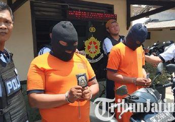 Debt Collector Ngaku Polisi Diringkus Polsek Singosari, Takuti Warga Pakai Lencana Curian