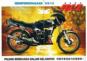 Pecinta Motor 2-Tak Wajib Tahu, Yamaha RX-King dengan RX-Z Ternyata Buat Bikers yang Hobinya Beda