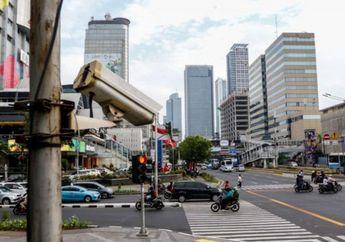 Sadis, Belum Sebulan Dipasang, Ribuan Kendaraan Terekam CCTV Melanggar Lalu Lintas