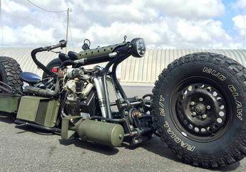 Sangar, Motor Ini Pakai Mesin Diesel Dengan Turbocharger dan Suspensi Udara!
