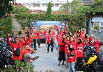 Komunitas Yamaha NMAX di Pasuruan Rayakan Hari Jadi Yang Kedua, Usung Tema Solid dan Kekeluargaan