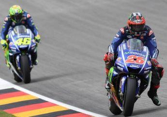 Valentino Rossi Ungkap Kejadian Sebenarnya Kenapa Gak Jadi Menang di MotoGP Thailand