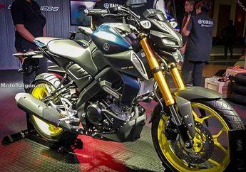 Sangar Abis! Spesifikasi Yamaha MT-15 Terbaru Sudah Bocor