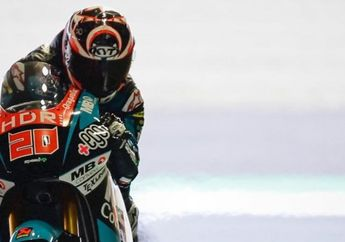 Hasil Moto2 GP Jepang 2018 - Pertarungan Sengit Bawa Fabio Quartararo Jawara