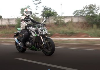 Wuih! Kawasaki Bakal Luncurkan Z1000 dengan Supercharge, Muncul Bareng Ninja 250 4 Silinder?