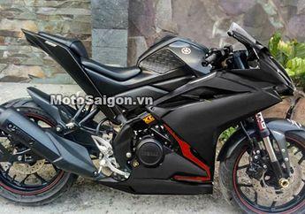Melawan Kodrat, Yamaha Xabre Malah Pakai Fairing Honda CBR250RR