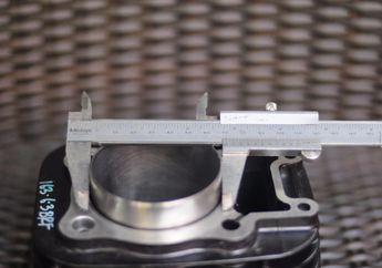 Banyak yang Penasaran, Berapa Sih Batas Aman Ketebalan Boring Motor Bore Up?