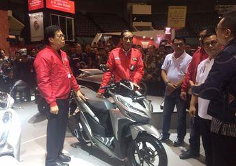 Honda Sukses Jual Ratusan Motor di IMOS 2018, Motor Ini yang Jadi Primadona