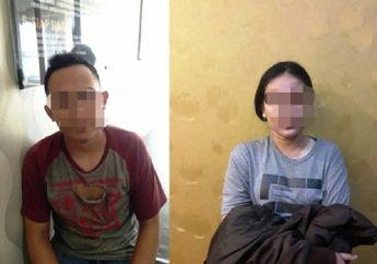 Pasangan Kekasih Jahat Diringkus Polisi di Tangerang, 1 Motor dan 13 Kunci Letter T Disita