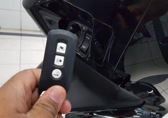 Waspada! Remote Keyless Punya Kelemahan, Bagian Ini Harus Dijaga Pemilik Motor