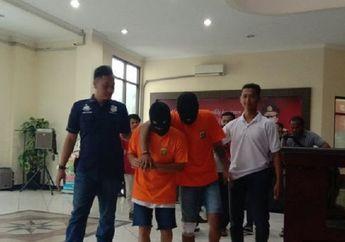 Tegang, Penangkapan Begal Bersenjata Airsoftgun di Bekasi, Betis Bolong Ditembus Peluru