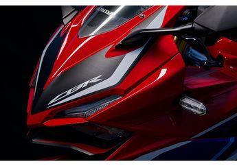 Mantap! Warna Terbaru Honda CBR250RR Ini Mirip Kakaknya, CBR 1000