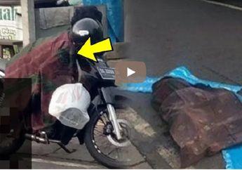 Warga Bali Gempar, Mayat Perempuan Sudah Mulai Membusuk Terjatuh dari Motor