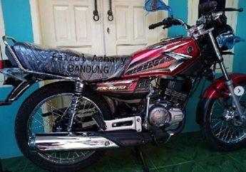 Heboh! Yamaha RX-King 0 Km Keluaran Terakhir Terjual Rp 73 Juta Ke Jakarta, Siapa Yang Beli Ya?