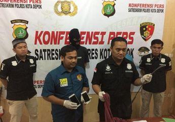 Enggak Berkutik,  4 ABG Pembegal Sadis Diringkus Polisi di Depok, Celurit dan Motor Disita