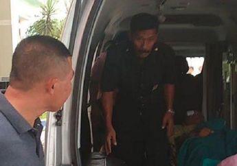 Dalam Kondisi Mata Terluka, Polisi Ringkus Perusak Pos Polisi Lamongan Usai Menabrakkan Motornya