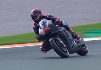 Hasil Lengkap Tes Pra Musim MotoGP Valencia Hari Pertama, Jorge Lorenzo Melorot Jauh!