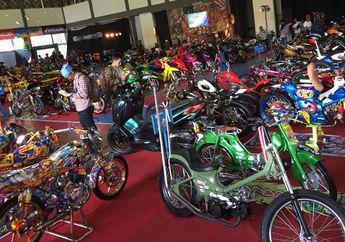 Ajib, UMS Otocontest 2018 Ikut Hidupkan Scene Bikers Solo