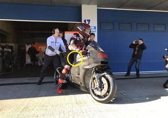 Pasang Part Rahasia di Motornya, Jorge Lorenzo Langsung Melesat di Tes Pramusim Jerez