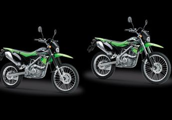 Substitusi Kampas Kopling Motor Kawasaki KLX 150, Mirip Punya Honda?