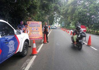 Kurangi Beban Volume Kendaraan, Polisi Akan Tutup Jalur di Puncak Bogor Pada Malam Tahun Baru