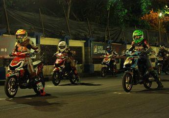 Otorace: Super Adventure Night Road Race Indramayu  Seri Pamungkas Sukses  Digelar