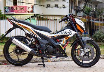 Ajieb! Fokus di Kaki-kaki, Honda Sonic 150R Comot Kaki-kaki Motor Moto3