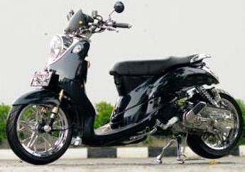 Yamaha Mio, Low Rider Sangar Berkelir Hitam