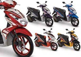 Yamaha Xeon RC YMJET-FI Diluncurkan Dengan Pilihan Warna Sporty!