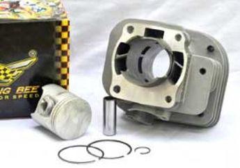 Blok Silinder F1-ZR, Paket Standar Blok Plus Piston