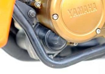 Pasang Electric Starter di Yamaha RX-King, Jadi Lebih Praktis!
