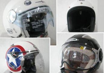 Ragam Helm Retro Import Berbagai Merek