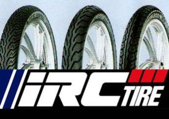 IRC Siapkan Ban Motor Baru, Untuk Harian dan Balap!