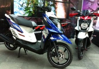 Untuk Segala Medan, Yamaha X-Ride Lebih Jangkung dan Responsif