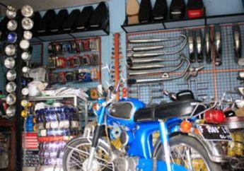 MR Classic, Spesialis Parts Imitasi Motor Lawas