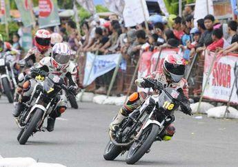 Pembalap HRC Buktikan Ketangguhan Honda CB150R di Sirkuit