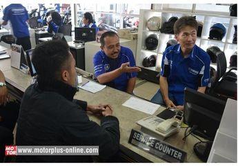 Rayakan Hari Pelanggan Nasional, Yamaha Bagikan BBM Gratis