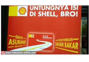 Shell ClubSmart Buat Biker Setia BBM Non Subsidi