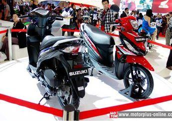490 Bengkel Suzuki Siap Tangani Perawatan Injeksi Adress