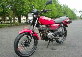 Modifikasi Yamaha RX-Special Lebih Suka Yang Original