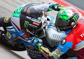 Kualifikasi Moto2 Amerika, Morbodelli Memiliki Kesempatan Juara Tiga Kali Berturut-turut.