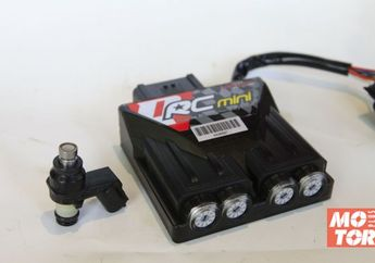 Upgrade Injektor Atau ECU Racing? Tergantung Modifikasinya