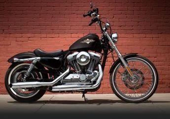 Kulik Sejarah Harley-Davidson Sportster, Pernah Jadi Motor Andalan Stunt Rider Dunia