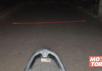 Cara Pasang Safety Laser di Motor