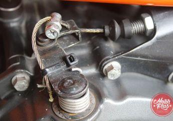 Tips Darurat Atasi Kabel Kopling KTM Duke 390 Putus